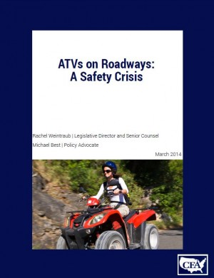 ATV Report Cover