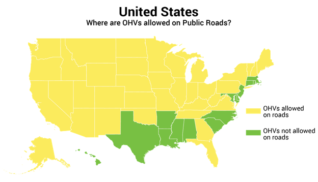 Off Highway Vehicle Safety 183 Consumer Federation Of America